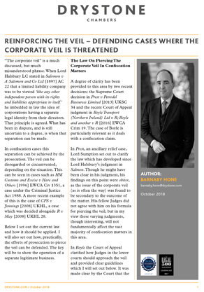 Defending in Corporate Veil_v3