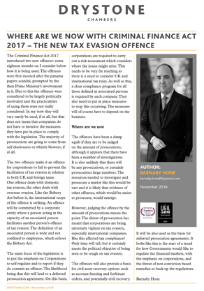 BMH_Tax Evasion_November