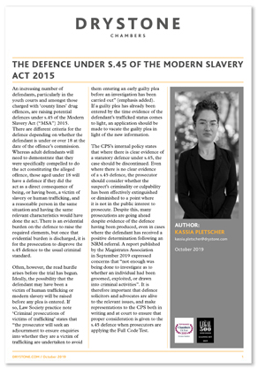 KP_Modern Slavery Act 2015